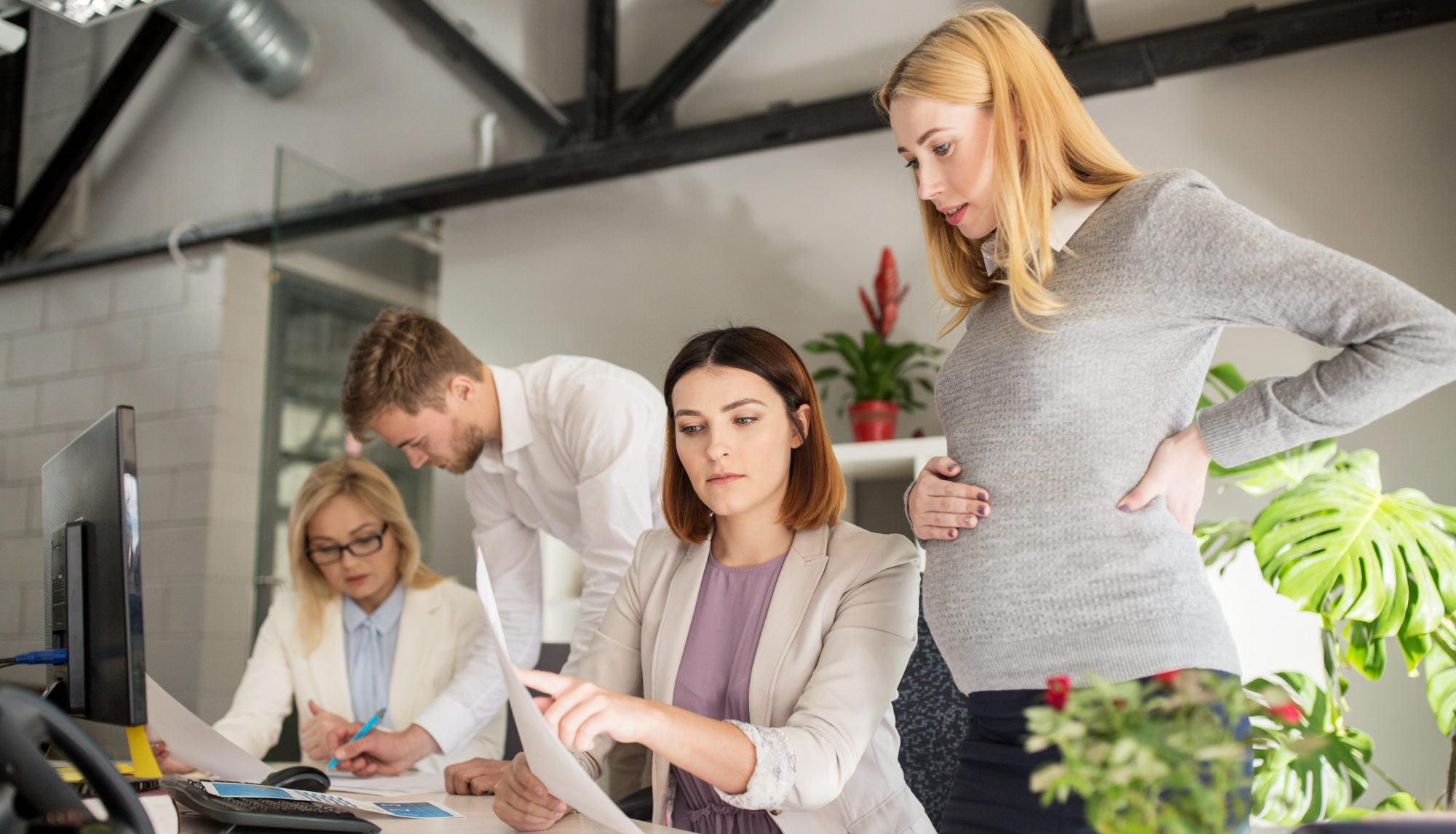 Workplace Pregnancy Discrimination